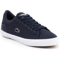Skor Herr Sneakers Lacoste Lerond 319 5 CMA 7-38CMA0056092 navy