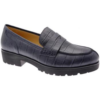Skor Dam Loafers Donna Soft DOSODS0945blu blu