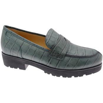 Skor Dam Loafers Donna Soft DOSODS0945ver verde