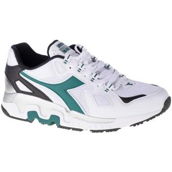 Skor Herr Sneakers Diadora Mythos Vit, Gröna