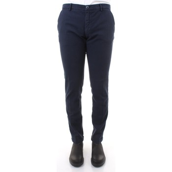 textil Herr Chinos / Carrot jeans Mason's 9PN2A4973-CBE439 Blue