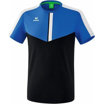 textil Herr T-shirts Erima T-shirt  Squad bleu royal/bleu marine