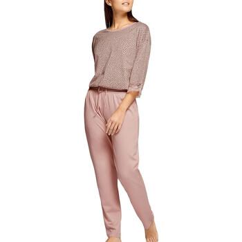 textil Dam Pyjamas/nattlinne Impetus Woman 8513H86 J87 Rosa
