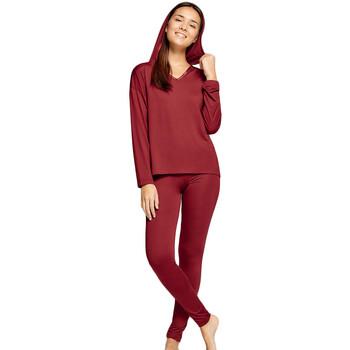textil Dam Pyjamas/nattlinne Impetus Woman 8514H87 A1E Röd