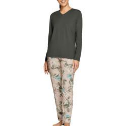 textil Dam Pyjamas/nattlinne Impetus Woman 8501H89 J87 Grön