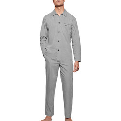 textil Herr Pyjamas/nattlinne Impetus 1500310 E97 Grå
