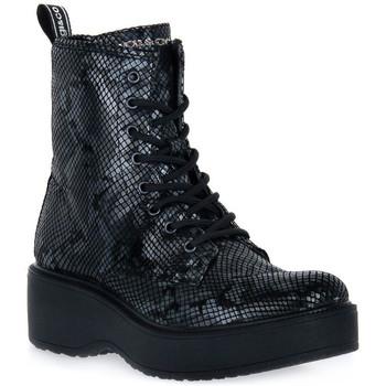 Skor Dam Boots IgI&CO GAIA NERO Nero