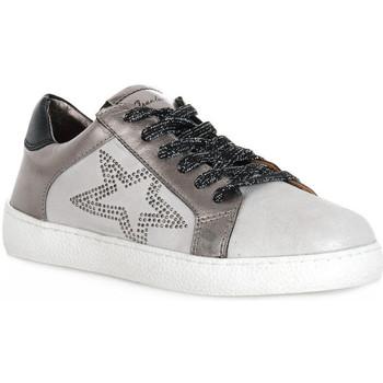 Skor Dam Sneakers Grunland BIANCO TADO Bianco