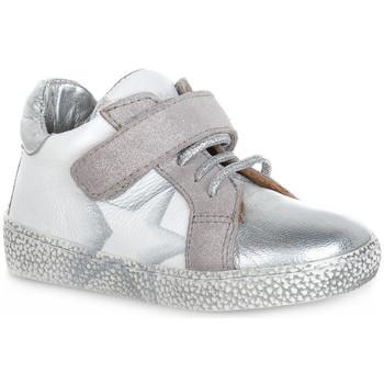 Skor Pojkar Sneakers Grunland BIANCO NOON Bianco