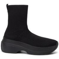 Skor Dam Boots Vagabond Shoemakers Sprint 2.0 Black Booties Svart