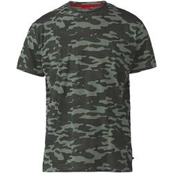 textil Herr T-shirts Duke  Djungel