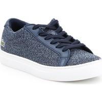 Skor Dam Sneakers Lacoste L 12 12 317 7-34CAW0017003 blue