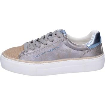 Skor Flickor Sneakers Silvian Heach Sneakers BK489 Silver