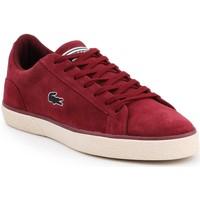 Skor Herr Sneakers Lacoste Lerond 319 7-38CMA0051RD3 burgundy