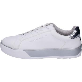 Skor Flickor Sneakers Silvian Heach BK491 Vit