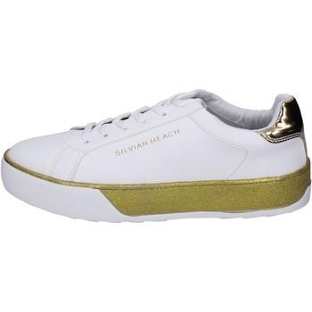 Skor Flickor Sneakers Silvian Heach Sneakers BK492 Vit
