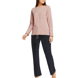 textil Dam Pyjamas/nattlinne Impetus Woman 8506H94 J81 Rosa