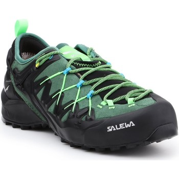 Skor Herr Vandringskängor Salewa MS Wildfire Edge GTX 61375-5949 black, green