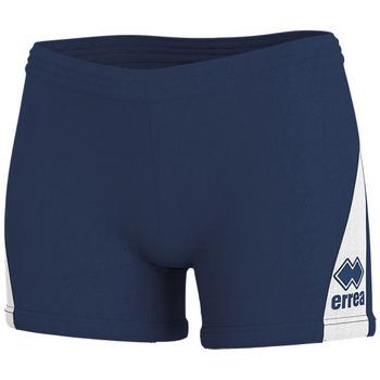textil Dam Shorts / Bermudas Errea Short femme  kiara marine/blanc