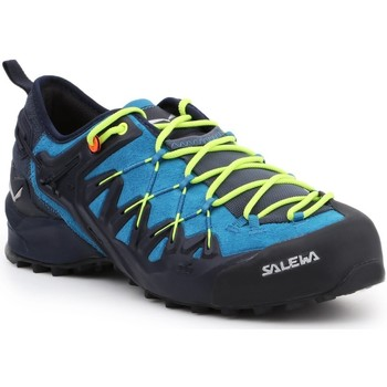 Skor Herr Vandringskängor Salewa MS Wildfire Edge 61346-3988 black, blue, yellow