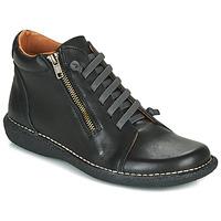 Skor Dam Boots Casual Attitude NELIO Svart