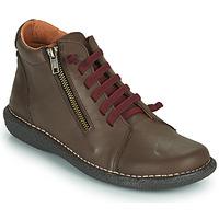 Skor Dam Boots Casual Attitude NELIO Brun