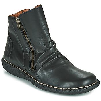 Skor Dam Boots Casual Attitude NELIOO Svart