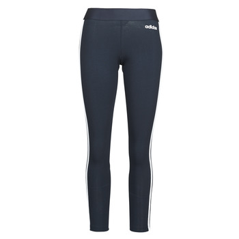 textil Dam Leggings adidas Originals W E 3S TIGHT Encleg / Vit