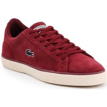 Skor Herr Sneakers Lacoste Lerond Rödbrunt