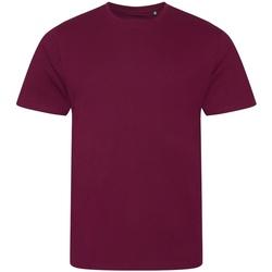 textil Herr T-shirts Ecologie EA001 Bourgogne