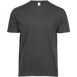 textil Herr T-shirts Tee Jays TJ1100 Mörkgrå