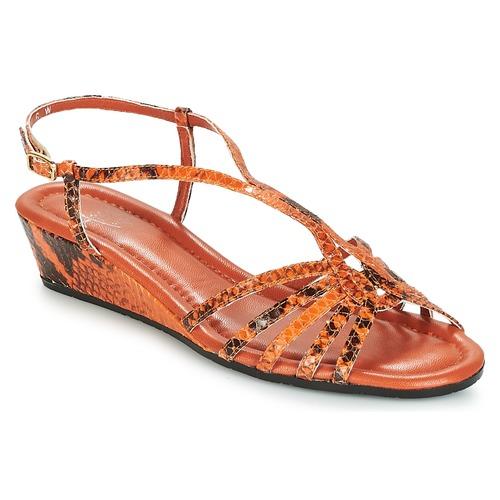 sandaler Amalfi by Rangoni NAMIBIAPRT Orange 350x350