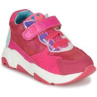 Skor Flickor Höga sneakers Agatha Ruiz de la Prada BRAZIL Rosa