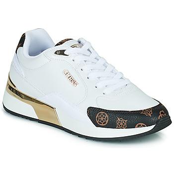 Skor Dam Sneakers Guess MOXEA Vit
