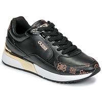 Skor Dam Sneakers Guess MOXEA Svart