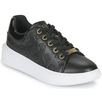 Skor Dam Sneakers Guess BRADLY Svart