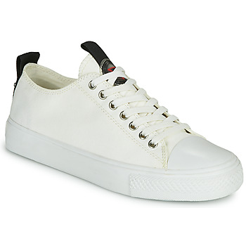 Skor Dam Sneakers Guess EDERLA Vit