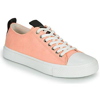 Skor Dam Sneakers Guess EDERLA Rosa