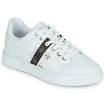 Skor Dam Sneakers Guess REEL Vit