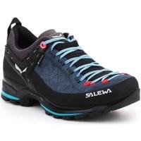 Skor Dam Sneakers Salewa WS Mtn Trainer 2 Gtx Svarta,Grenade