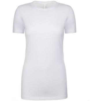 textil Dam T-shirts Next Level NX6610 Vit
