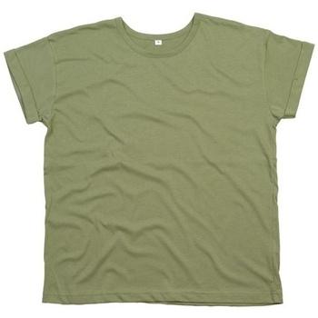 textil Dam T-shirts Mantis M193 Olive