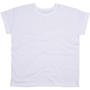 textil Dam T-shirts Mantis M193 Vit