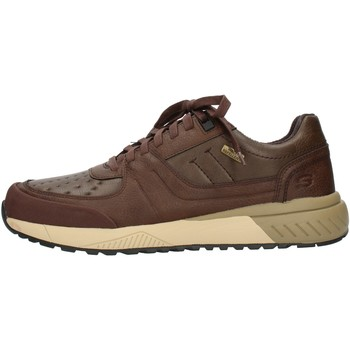 Skor Herr Sneakers Skechers 66398 Brown