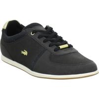 Skor Dam Sneakers Lacoste Rey Sport Svarta