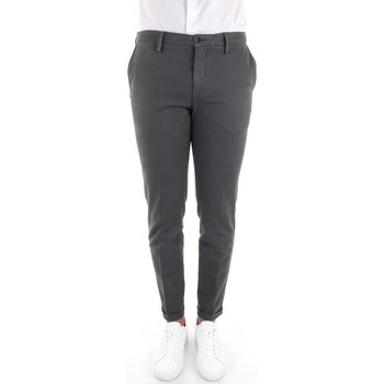 textil Herr Chinos / Carrot jeans Re-hash P249-2076 Grey