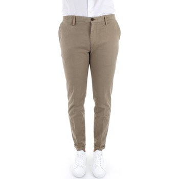 textil Herr Chinos / Carrot jeans Re-hash P249-2076 Beige