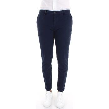 textil Herr Chinos / Carrot jeans Re-hash P249-2076 Blue