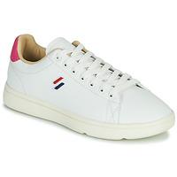 Skor Dam Sneakers Superdry VINTAGE TENNIS Vit