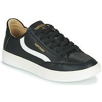 Skor Herr Sneakers Superdry BASKET LUX LOW TRAINER Svart